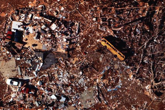 Jackson, TN F4 Tornado – January 17, 1999
