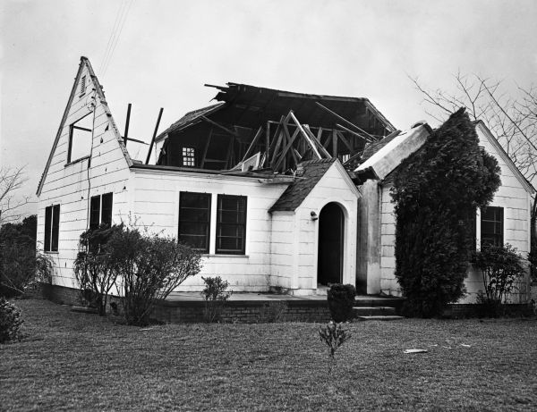 Crestview, FL F2 Tornado – January 5, 1962