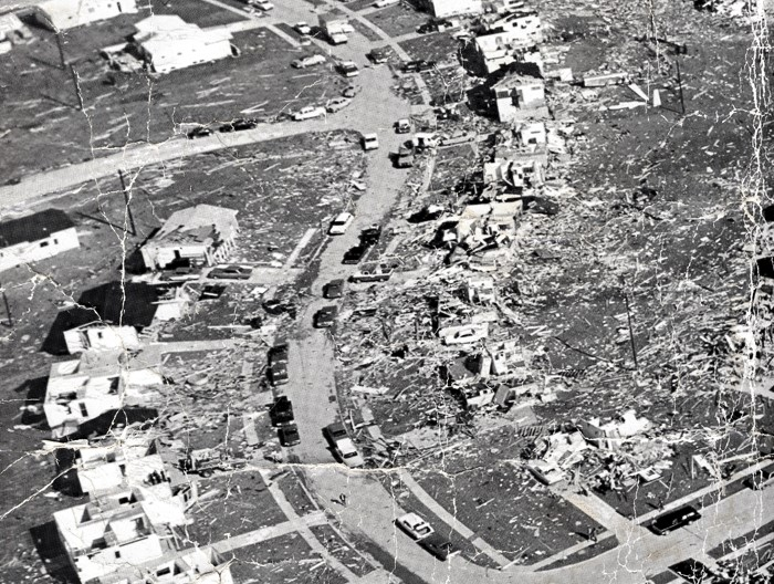 St. Louis, MO F4 Tornado – January 24, 1967