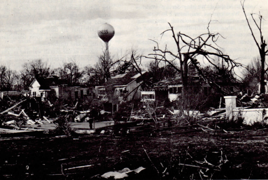 The Mississippi Delta Tornadoes