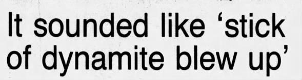 Glade, MS F4 Tornado – February 28, 1987