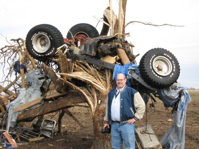 Arkansas Long-Track EF4 Tornado – February 5, 2008