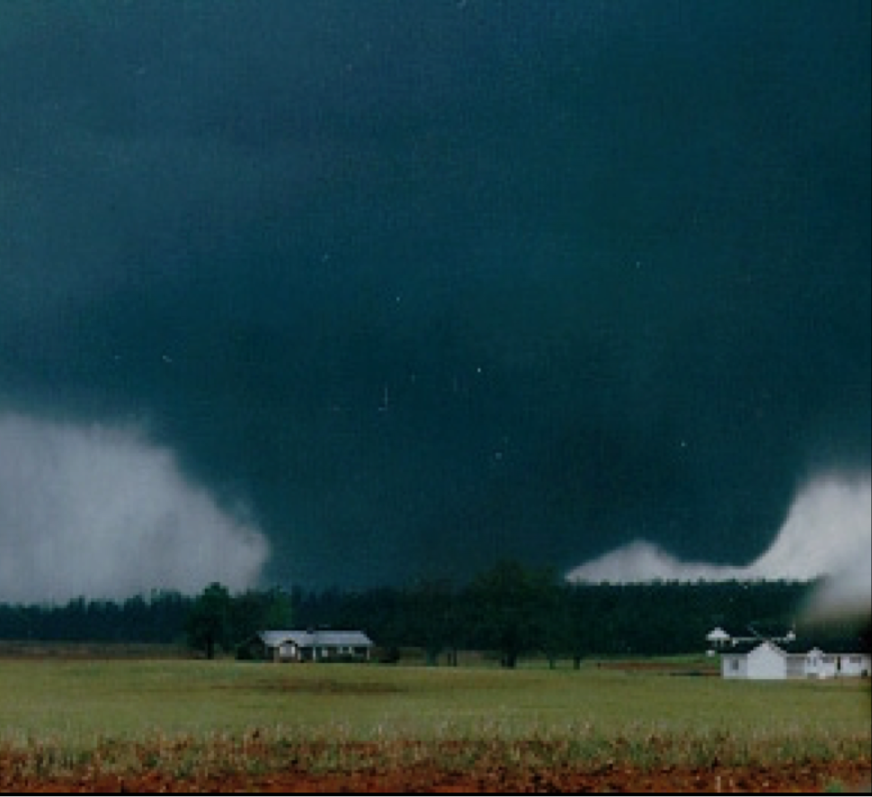Piedmont, AL F4 Tornado (Goshen United Methodist Church) – March 27, 1994