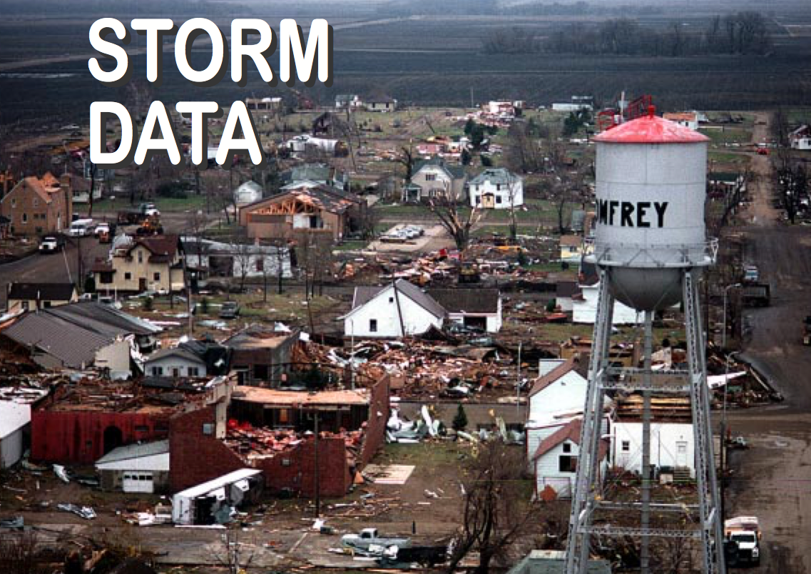 The March 29, 1998 Minnesota Tornadoes