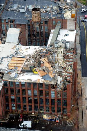 Atlanta, GA EF2 Tornado – March 14, 2008