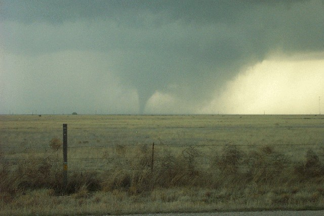 Lea County, NM EF2 Tornado – March 23, 2007