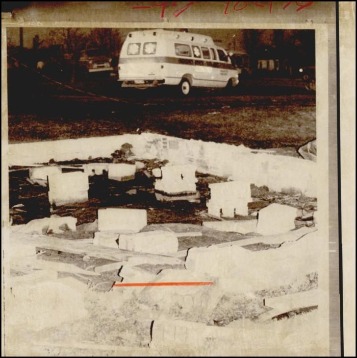 Spiro, OK F5 Tornado – March 26, 1976