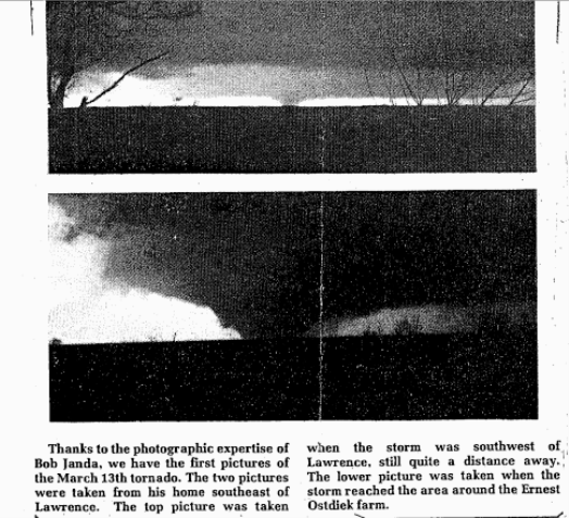 Red Cloud to Schuyler, NE F4 Tornado – March 13, 1990