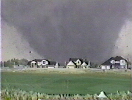 The Wichita-Andover, KS F5 Tornado – April 26, 1991