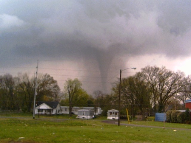 Goodlettsville-Gallatin, TN F3 Tornado – April 7, 2006
