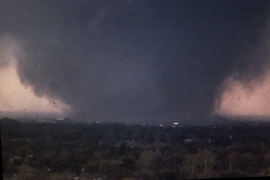 "The Wichita Falls F4 ""Terrible Tuesday"" Tornado"