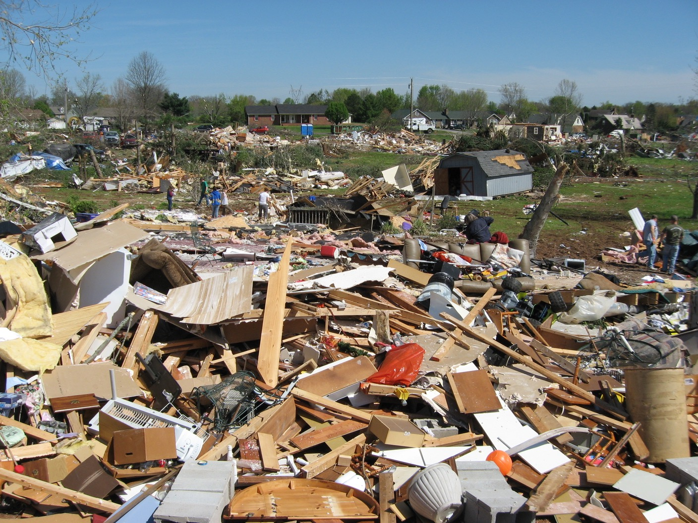 Murfreesboro, TN EF4 Tornado – April 10, 2009