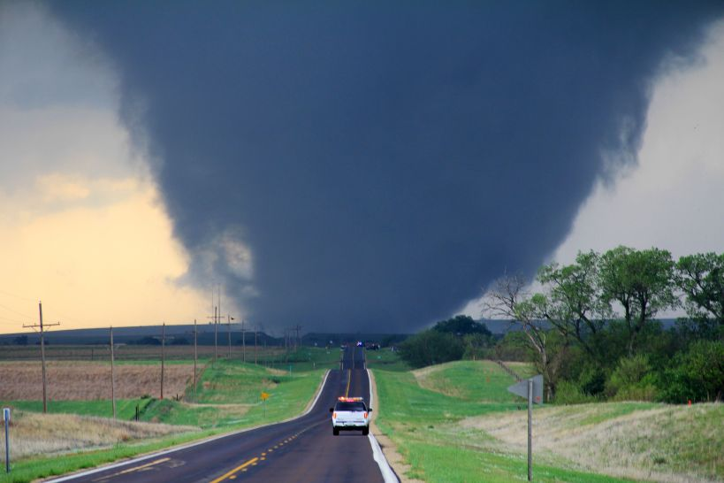 Kanopolis Lake, KS EF4 Tornado – April 14, 2012