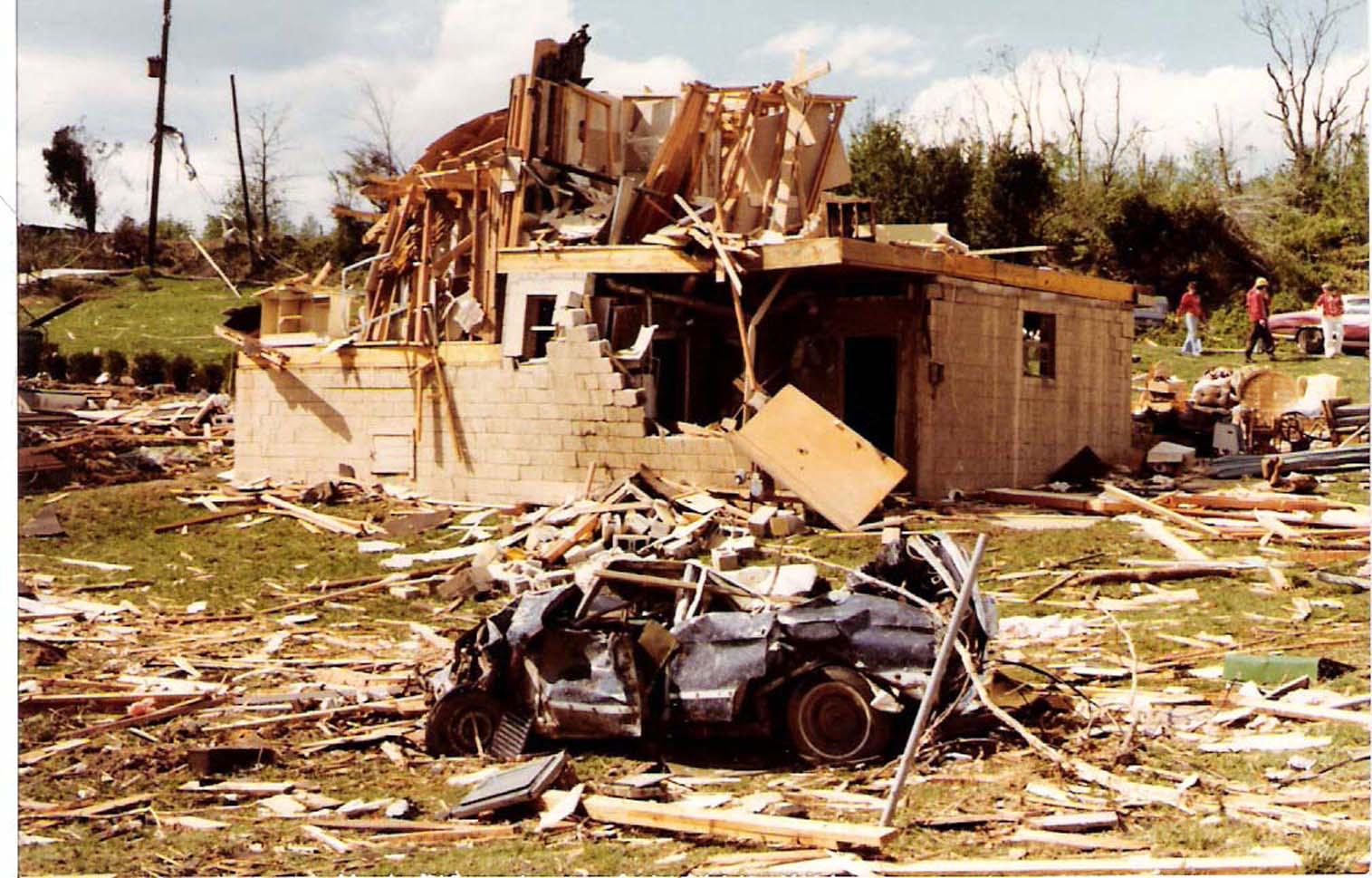 Smithfield, AL F5 Tornado – April 4, 1977