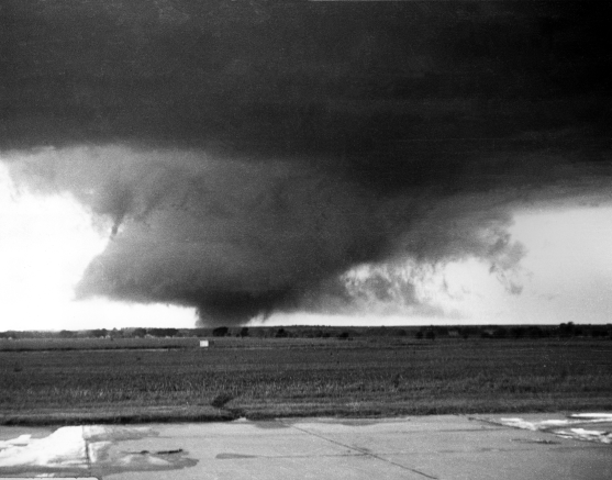 Ruskin Heights F5 Tornado – May 20, 1957