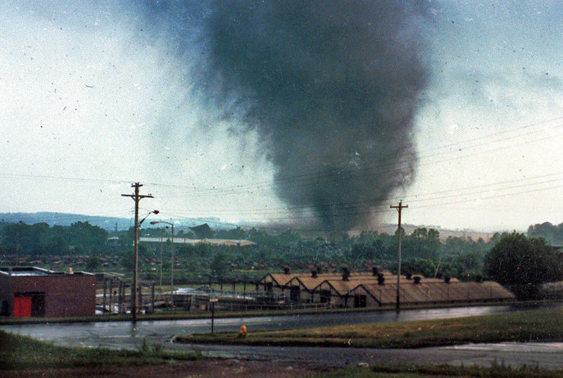 May 31, 1985 Tornado Outbreak