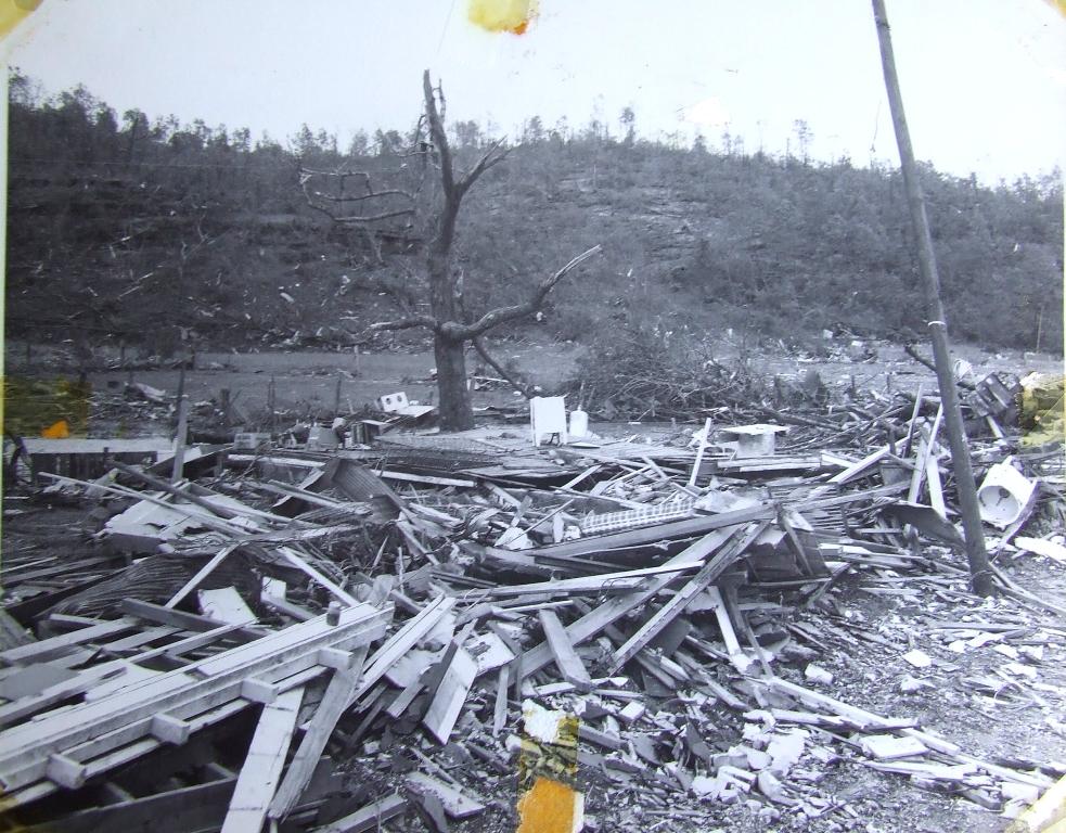 Fremont-Van Buren, MO F4 Tornado – May 21, 1957