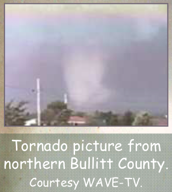 North Central KY F4 Tornado – May 28, 1996