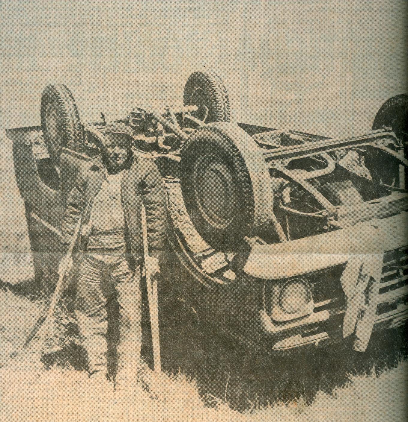 Tripp County, SD F5 Tornado – May 8, 1965