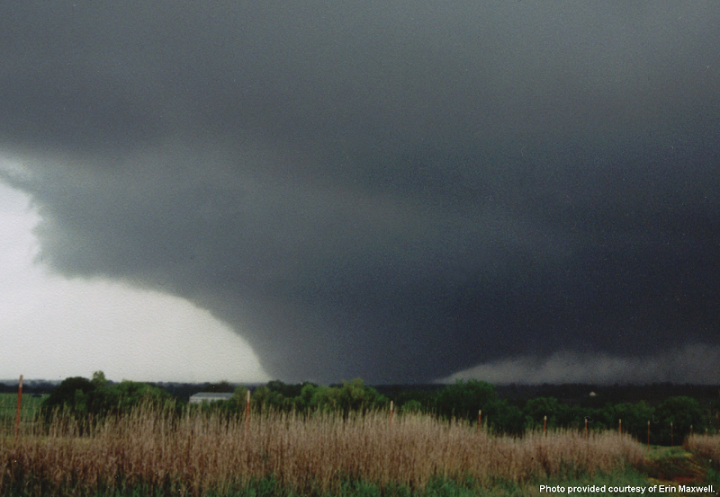 Bridge Creek-Moore F5 Tornado – May 3, 1999
