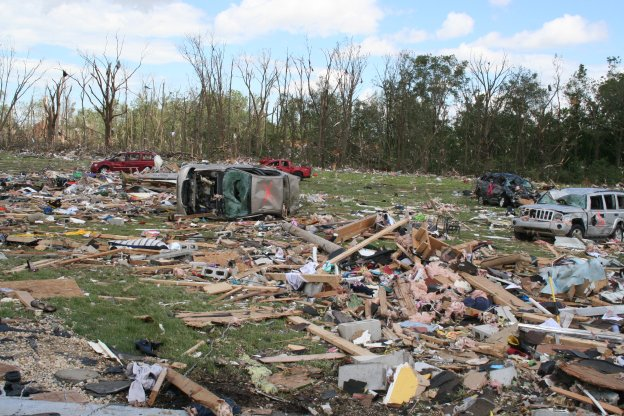 Wood and Ottawa County, OH EF4 Tornado – June 5, 2010