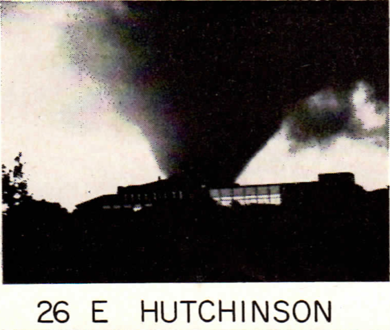 Fargo, ND F5 Tornado – June 20, 1957