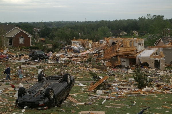 Manhattan, KS EF4 Tornado – June 11, 2008