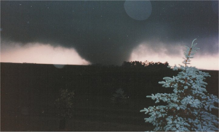 Chandler, MN F5 Tornado – June 16, 1992