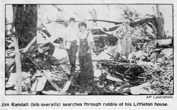 Littleton-Ray, IL F3 Tornado – June 21, 1981