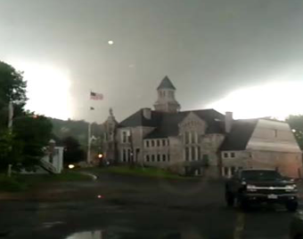 Springfield, MA EF3 Tornado – June 1, 2011