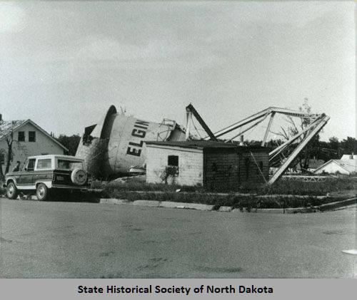 Elgin, ND F4 Tornado – July 4, 1978