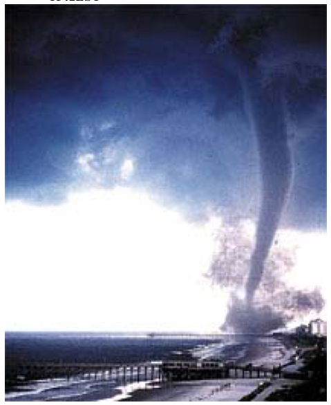 Myrtle Beach, SC F2 Tornado – July 6, 2001