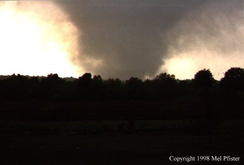 Door County, WI F3 Tornado – August 23, 1998