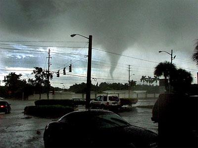 Palm Beach Gardens-Riviera Beach, FL F1 Tornado – August 7, 2003