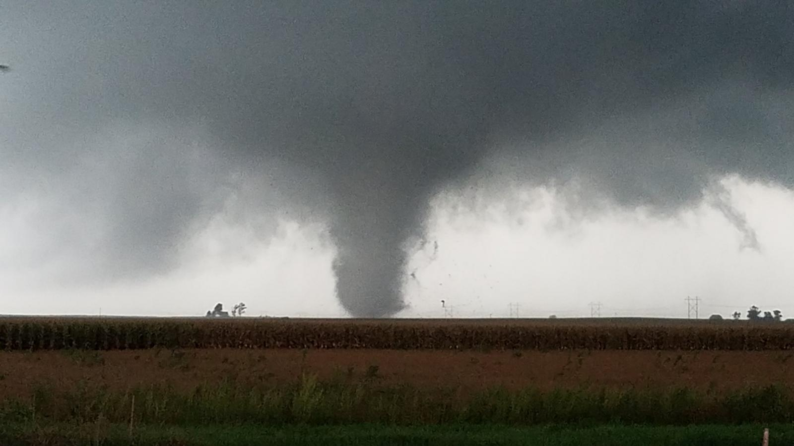 Champaign County, IL EF2 Tornado – September 9, 2016