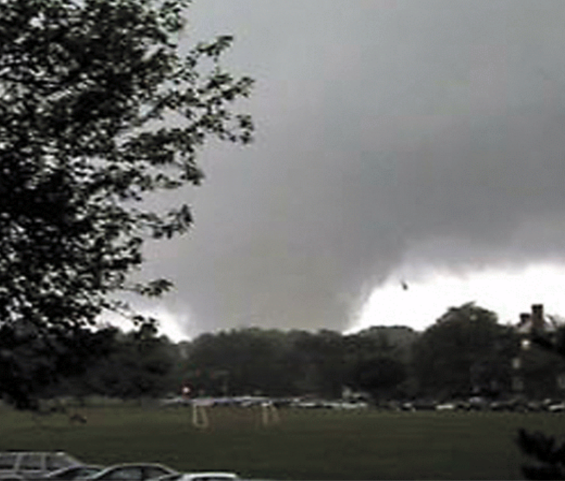 College Park, MD F3 Tornado – September 24, 2001