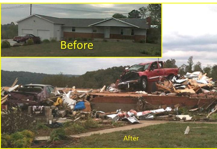 Reedsville-Belleville EF3 Tornado – September 16, 2010