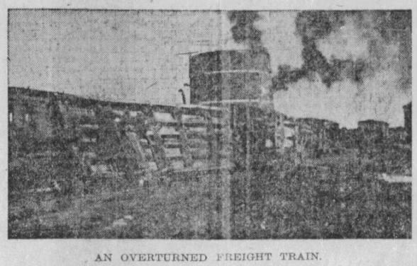 Haverhill-Ferguson, IA F3 Tornado – September 25, 1900