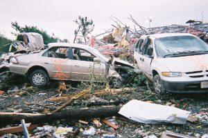 College Park, MD F3 Tornado – September 24, 2001