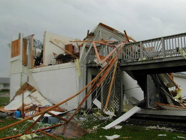 Remington, VA F3 Tornado – September 17, 2004