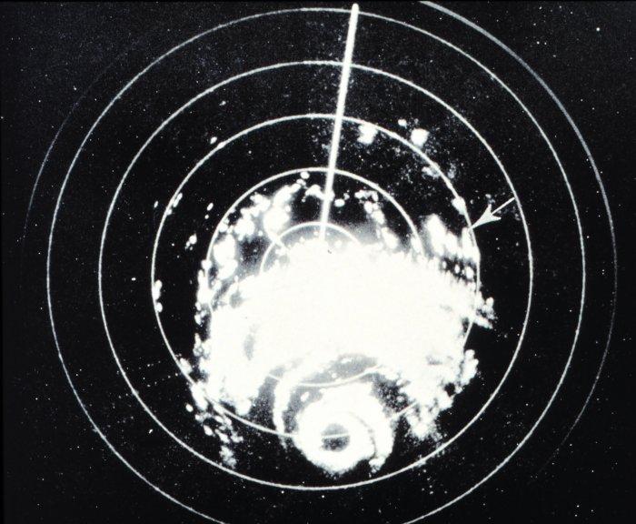 Kaplan, LA F3 Tornado – September 10, 1961