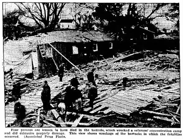 Maryville, MO F2 Tornado – October 23, 1934