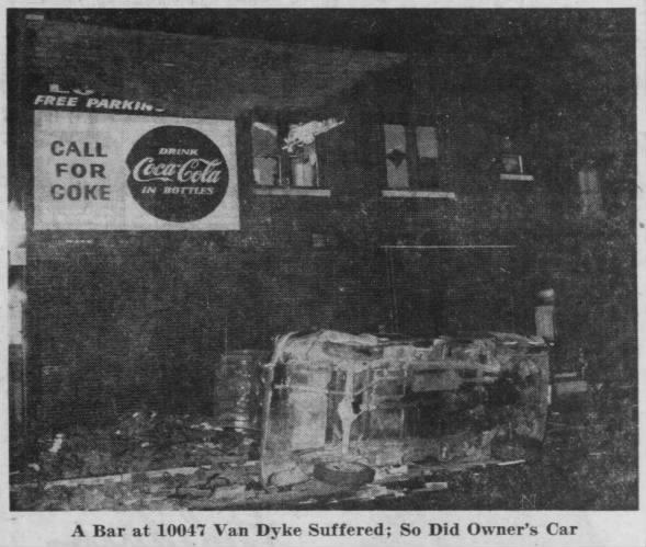 Northeast Detroit, MI F3 (F1?) Tornado – November 20, 1957