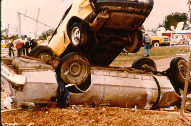 Huntsville, AL F4 Tornado – November 15, 1989