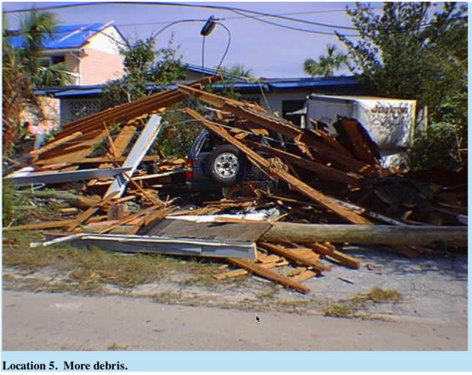 New Smyrna Beach, FL F3 Tornado – November 2, 1997