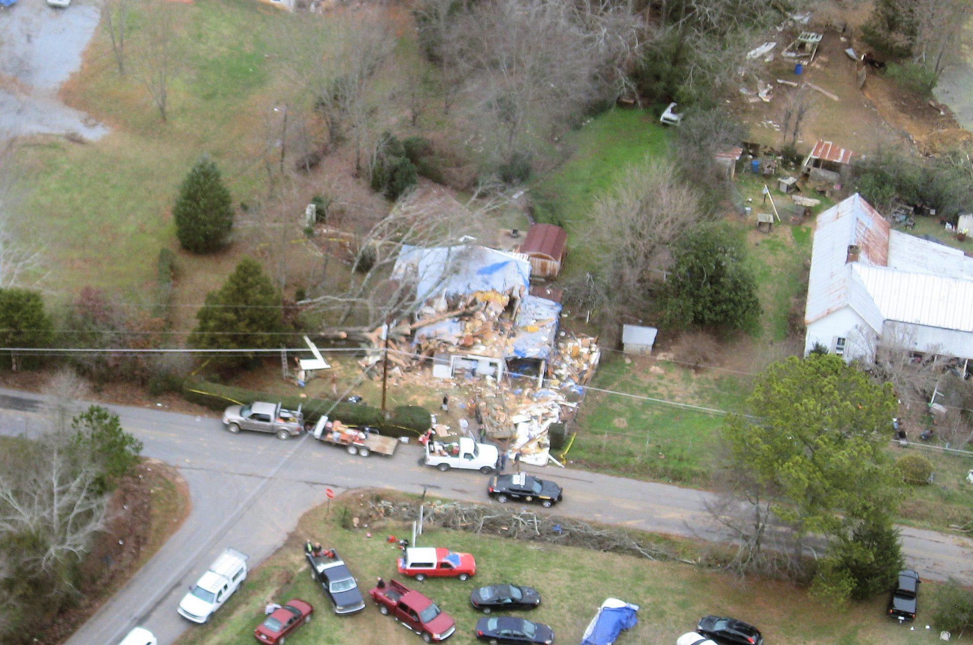 Plainville-Calhoun, GA EF3 Tornado – December 22, 2011